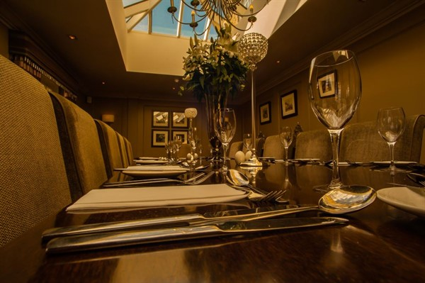 Private Dining Page Image