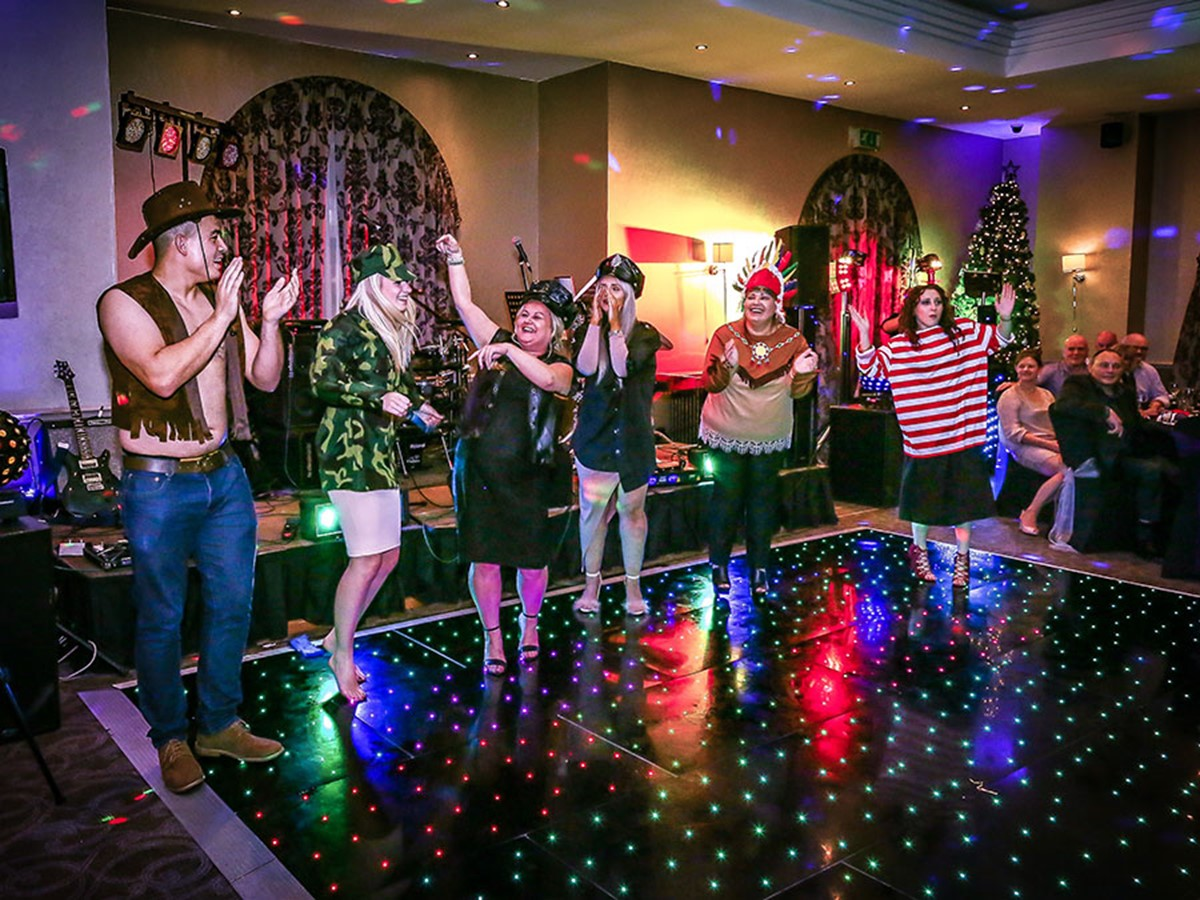 Party Nights Dumfries Arms Hotel